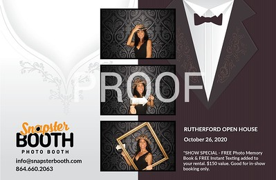 Rutherford Open House - 102620
