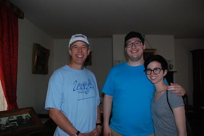 2015 David & Rachel visit