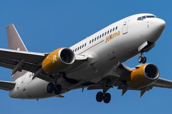 OY-JTY - Boeing 737-7Q8