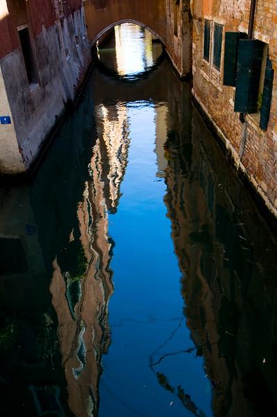 Reflections, Venice, Italy