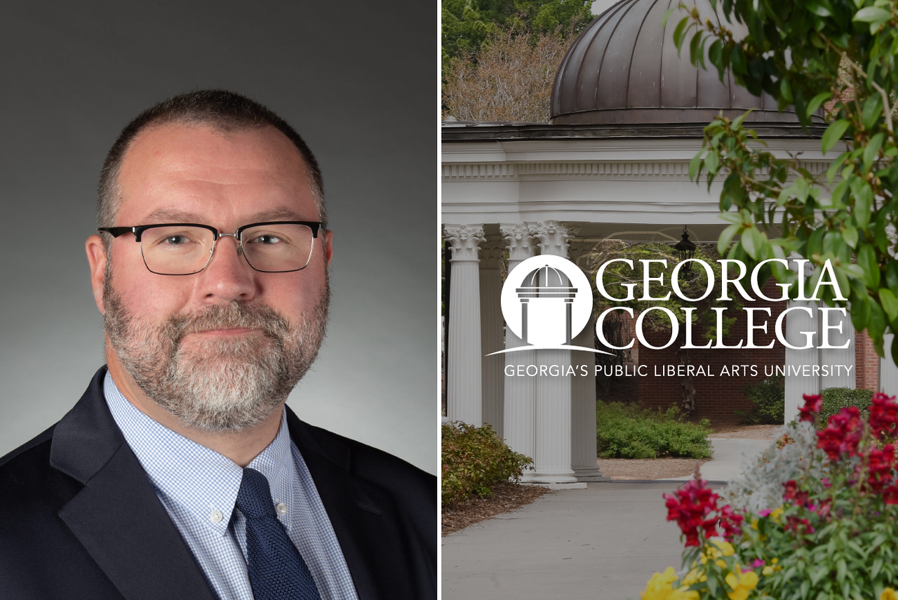 Image for Georgia College welcomes new dean of the J. Whitney Bunting College of Business
