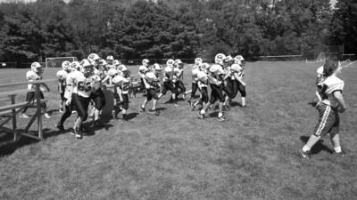 11-9-11. 6th Grade v. Cheshire B.