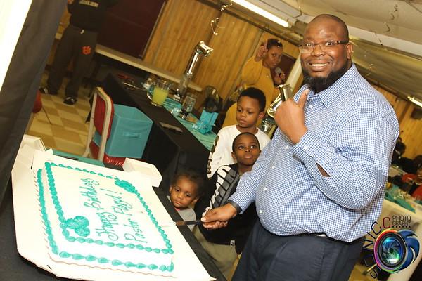 JANUARY 31ST, 2020: PASTOR FLOYD'S BIRTHDAY BASH