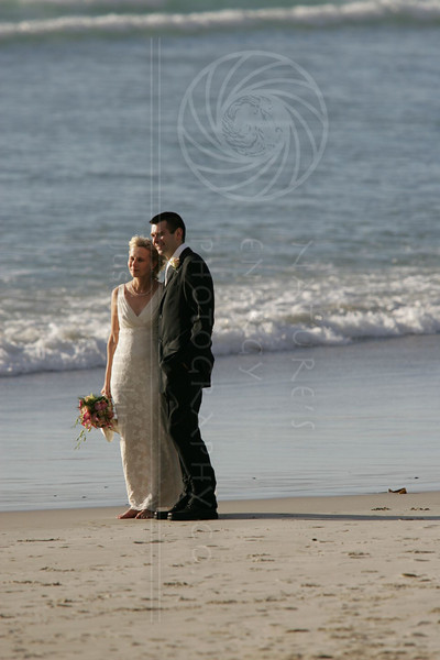 Wedding UK Couple Beach