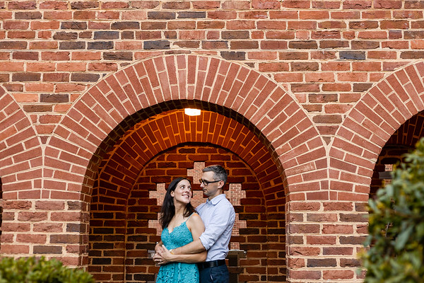 Laura & Jake | Cary Engagement Photography