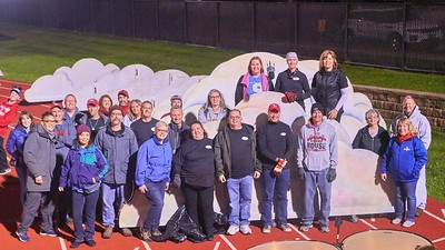 2019 NCHS Marching Redhawks Volunteers