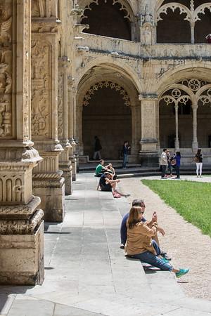 Lisbon - Jerónimos Monastery