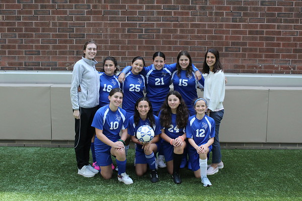 MMS Grades 7 & 8 Girls Soccer Fall 2019