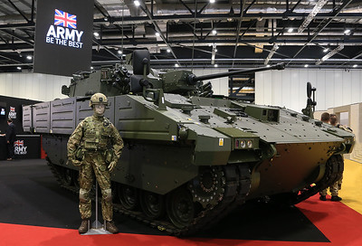 DSEI 2019, London Excel, UK