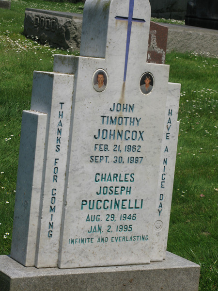John Timothy Johncox and Charles Joseph Puccinelli