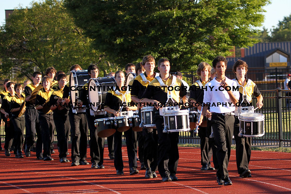 UAHS Marching Band/Cheer/Crowd