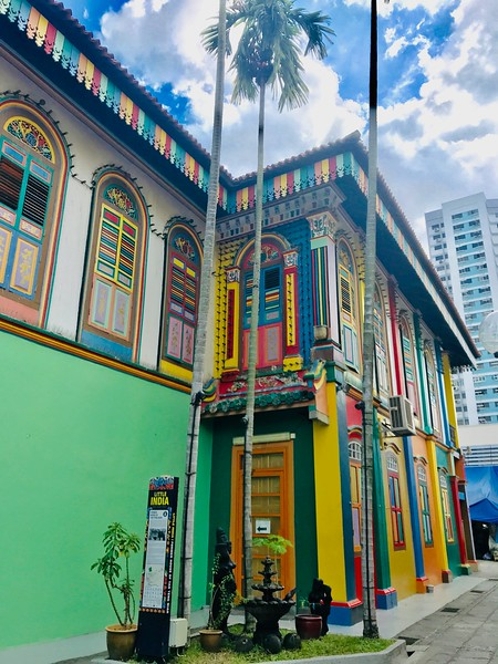 places to visit in singapore - little india