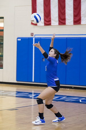 9-28-2017: Varsity Girls Volleyball- CSN vs Clewiston