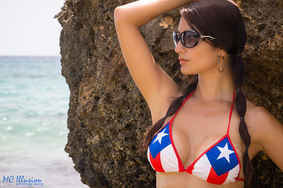 Puerto Rico - Ivy Cosplay