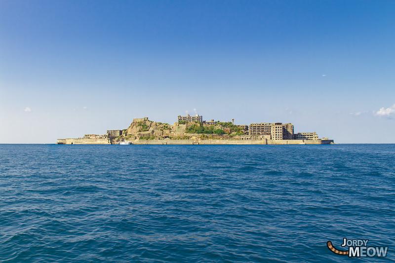 Gunkanjima: The Battleship Island