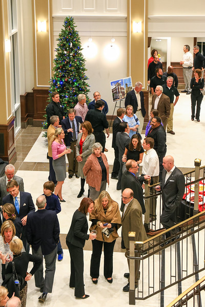 New Council Member Reception