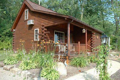 Alecia's Country Cabin in Baltic Ohio