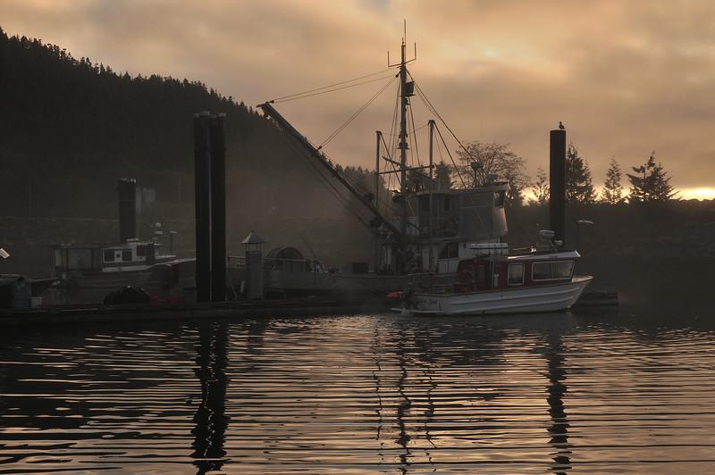 Hartley Bay Harbour