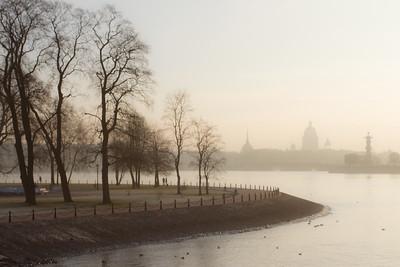 St. Petersburg impressions