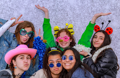 Drake Relays Carnival Photo Booth Images