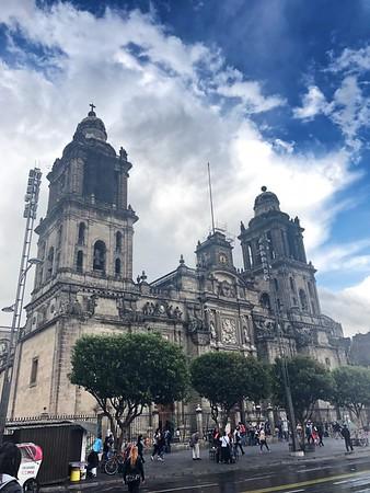 Mexico City 2018