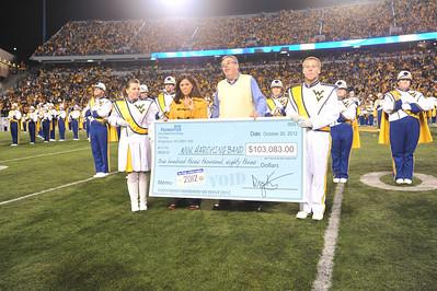 28596 Pride Band Fund Check October 2012