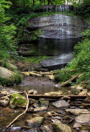 Buttermilk Falls Natural Area