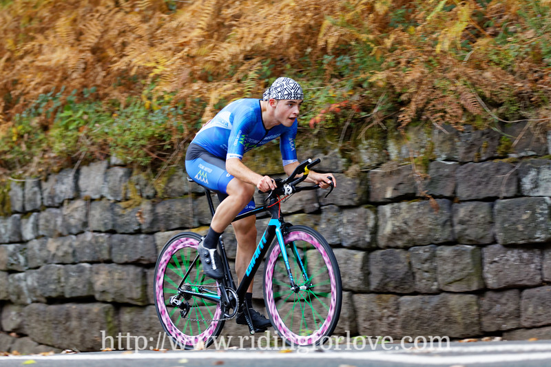 Yorkshire RC Hill Climb Cragg Vale 21 October 2018