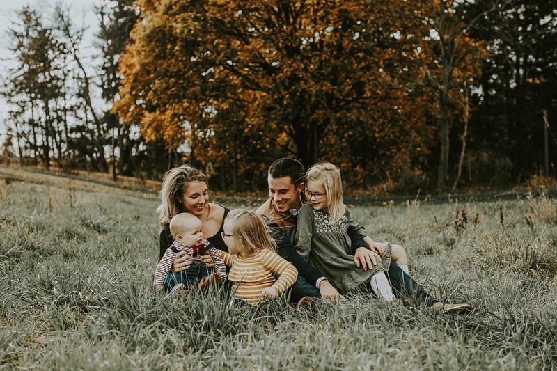 Hansbury Family {fall 2019}