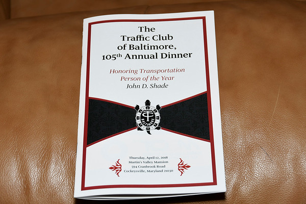 Traffic Club Baltimore 2018 Event