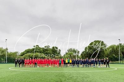 Kiddermionster Harriers U16's County Cup Final