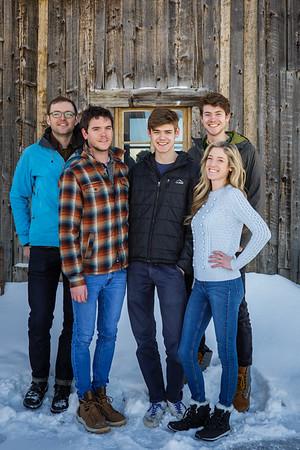 181223 Krohn Family