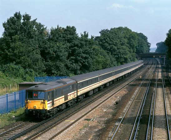 Class 73's