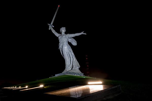 Hero-City Volgograd