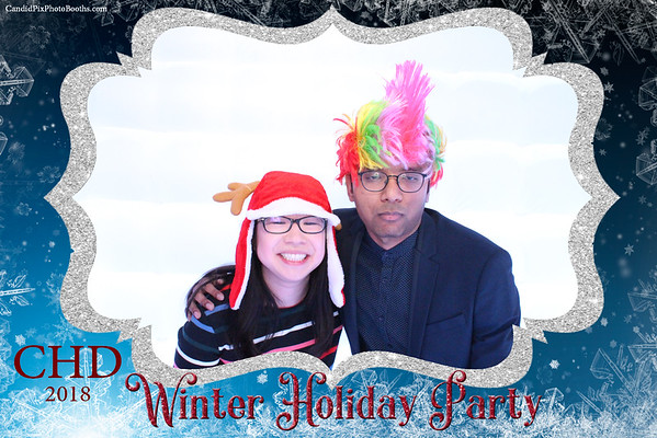 CHD Winter Holiday Party 2018