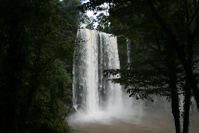 Misol-Ha & Agua Azul Waterfalls