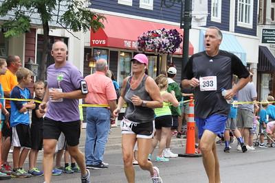 2015 Venetian Drenth Memorial Foot Race and Ryan Shay Mile - July 25, 2015