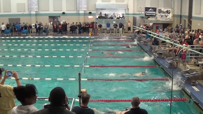 Girls 400 Free Relay Heat 2.MTS