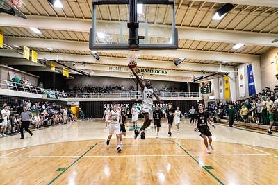 2019-01-25 Basketball Varsity (Alumni Night)