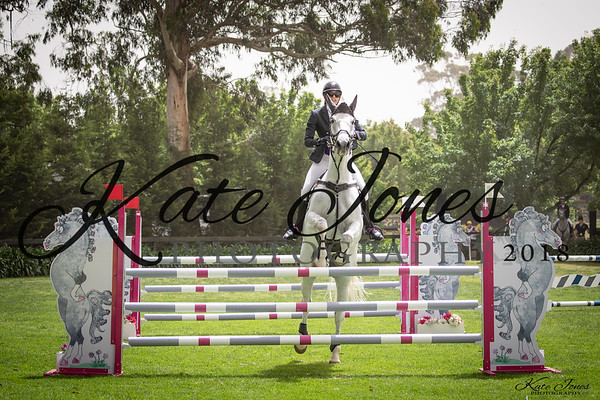 Wallaby Hill 2018 - 1* show Jumping