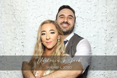 Victoria & Jack's Wedding - 1/4/20