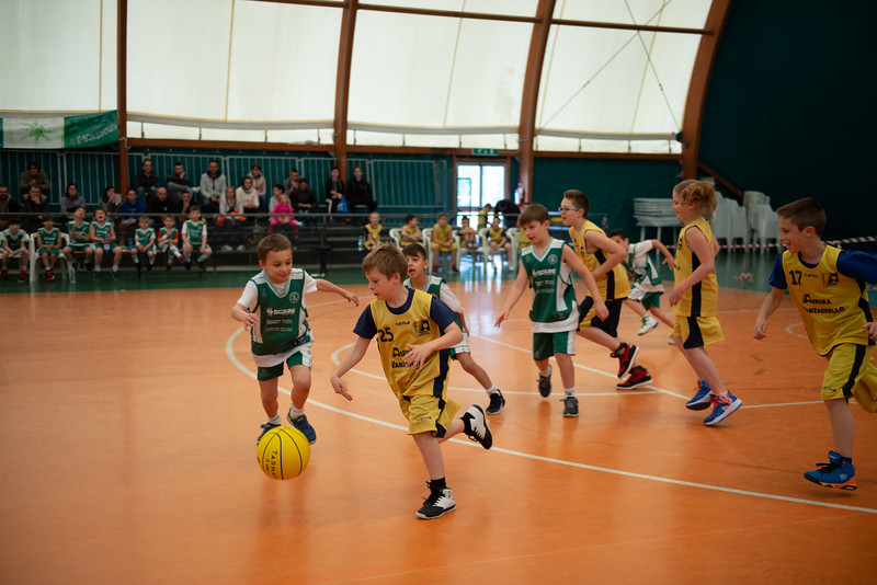 2019.05.18 - 13° Torneo Primaverile di Minibasket