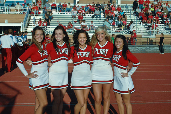 Perry Cheerleaders