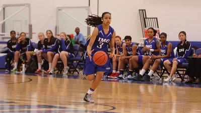 2012-2013 IMG Academy Womens Basketball, Spring