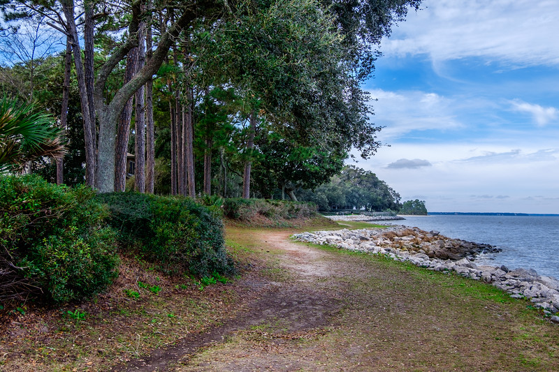 The Bluff, Hilton Head Plantation