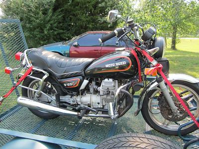 1984 Moto Guzzi V65C