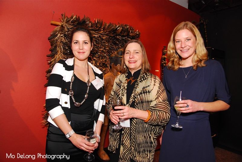 Joy Gineau, Nancy DeRoche and Margan Mulvihill.jpg