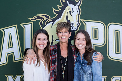 Cal Poly Athletics' Mustang Family Weekend Kickoff at Tolosa Winery