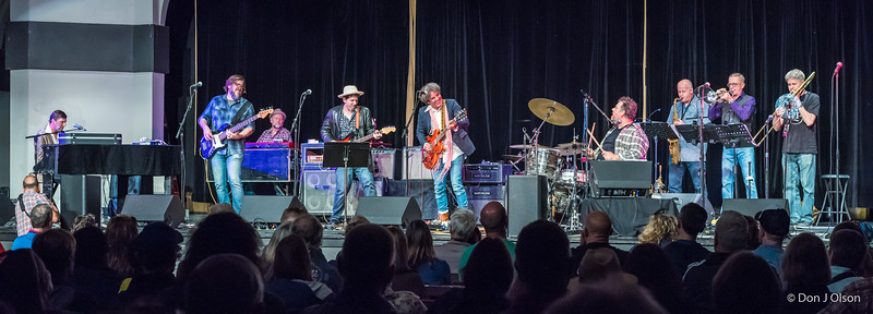 The Last Waltz Annual Summer Show at Como Pavillion