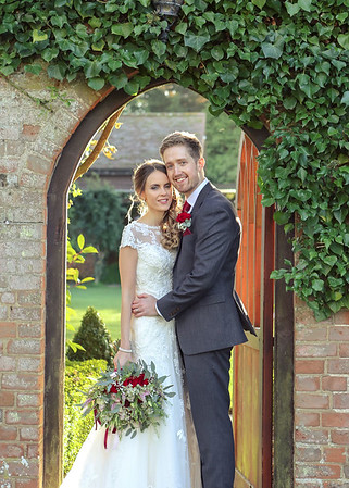 Charlotte&Josh, Woodhall Manor